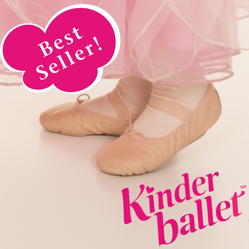 Leather Ballet Shoes - Full Sole
