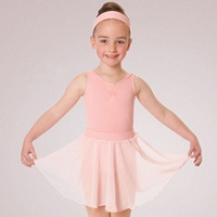 Child Chiffon Pull-on Skirt