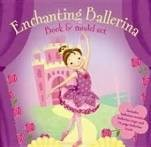 Enchanting Ballerina Book and Model Set