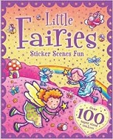 Little Fairies Sticker Scene Fun