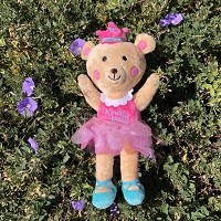 Bella Ballet Bear