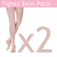 Tights Twin Pack