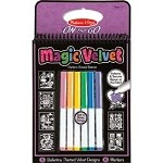 Melissa & Doug - On The Go - Magic Velvet - Ballerinas