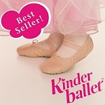 Leather Ballet Shoes - Full Sole - Premium