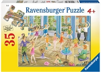 Ravensburger - Ballet Lesson Puzzle 35 pc